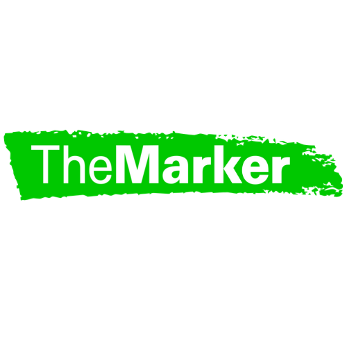 The marker logo