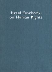 Yoram Rabin, Yaniv Vaki & Isaac Becker, From Ancient Israel to Modern Israel: The Historical Development of the Protection of a Fetus in Criminal Law, 50 Israel Yearbook on Human Rights (2020)