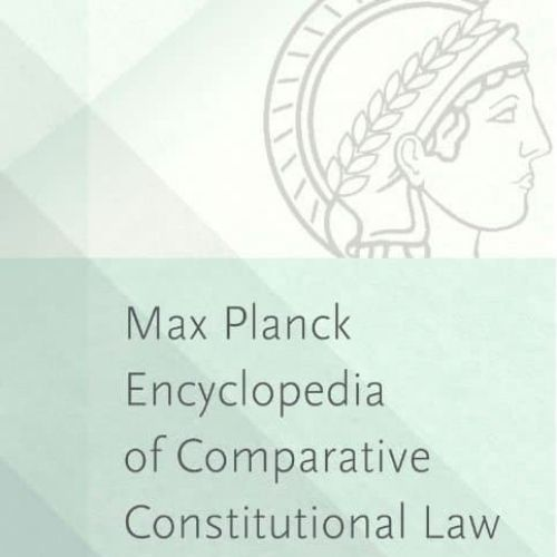 Max Planck Encyclopedia of Comparative Constitutional Law